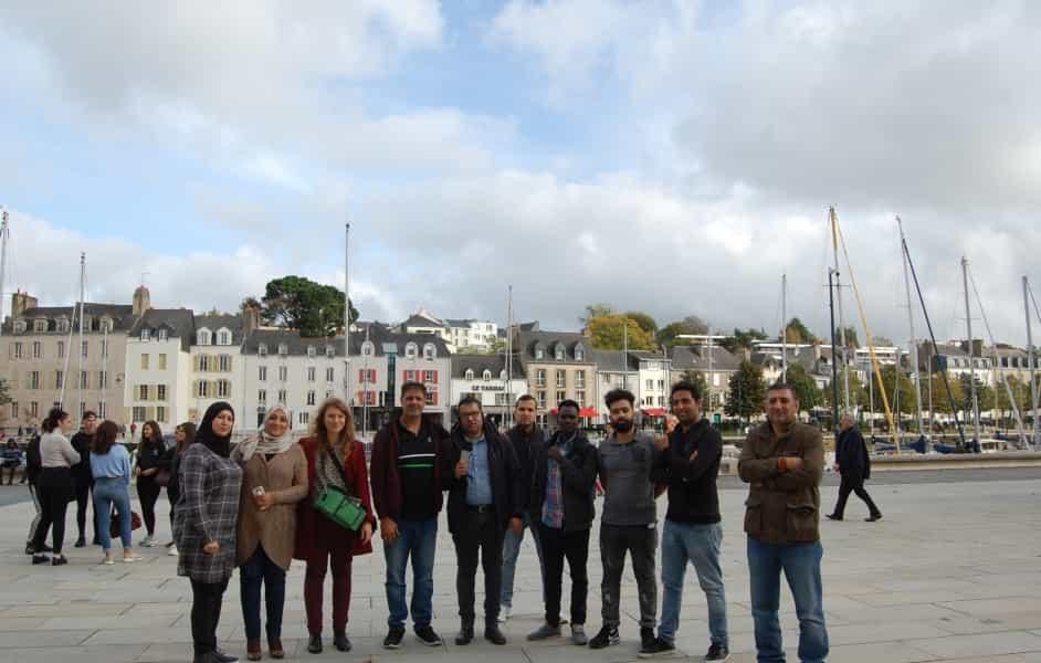 Atelier microtrottoir-projet-quand-on-arrive-a-vannes-2017-lecritoire-de-marie-clps