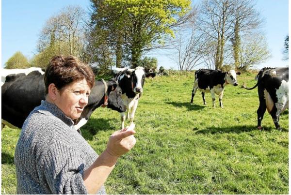 portraits d'agricultrices Le Télégramme