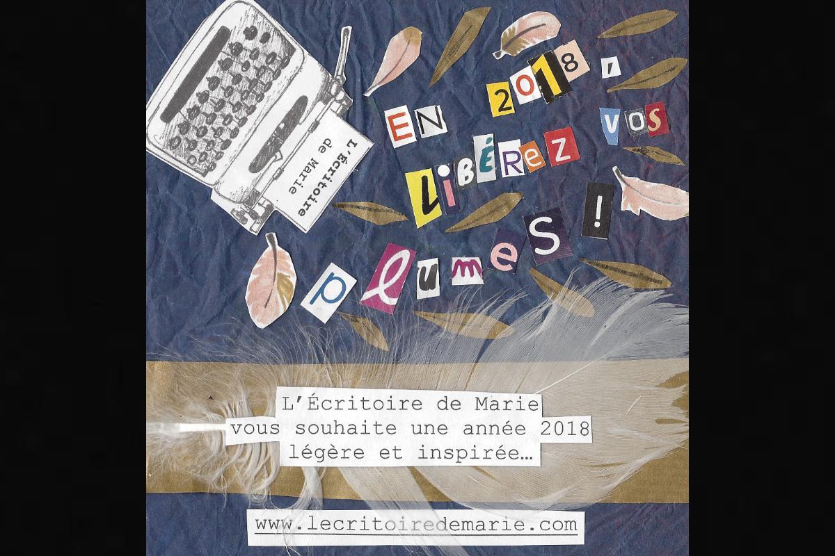 meilleurs-voeux-2018-lecritoire-de-marie